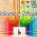 Los colores y números en la numerología