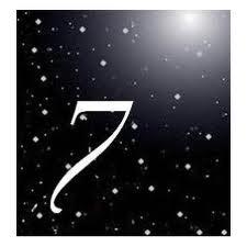 La numerología del número 7 y su significado  1