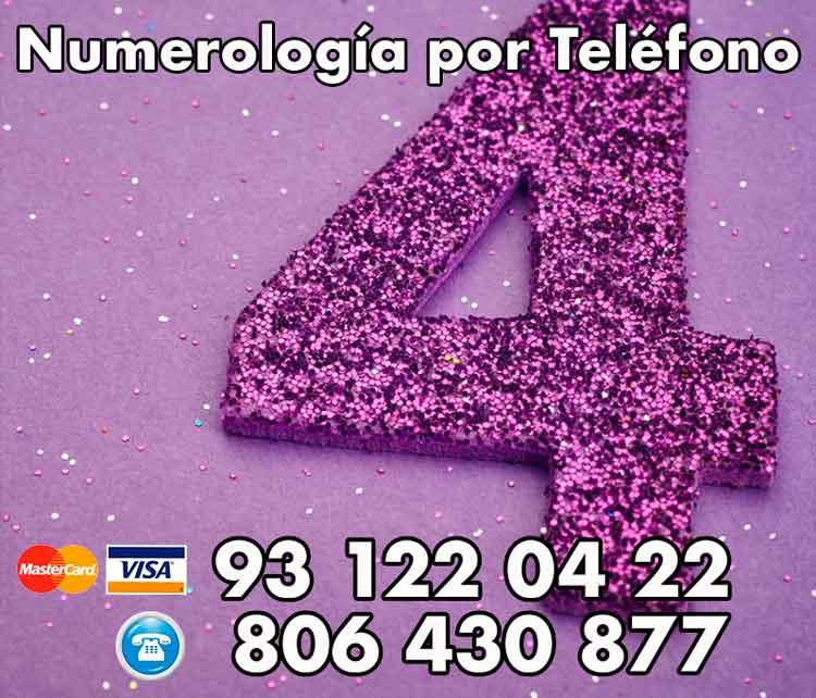 El significado del numero 4 en numerologia