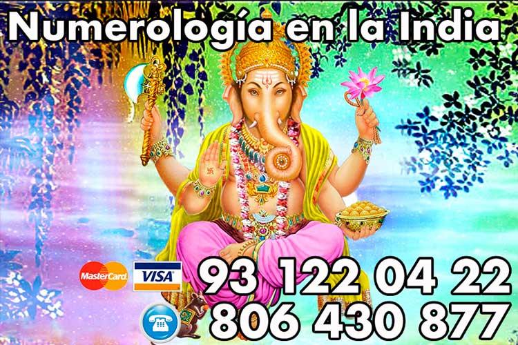 La numerologia en la India