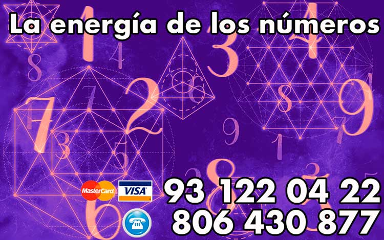 la energia de los numeros