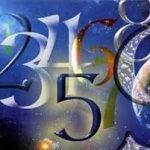 La numerología y los colores