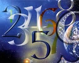 La numerología y los colores 1