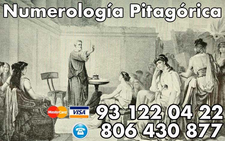 Origen de la numerología pitagórica