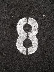 Analizando el número ocho 3