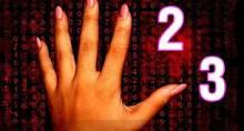Atributos de los números Dos y Tres 1
