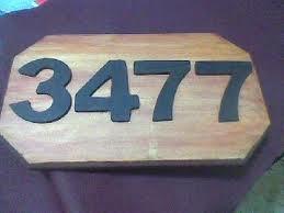 Vibración de los numero de casa Dos y Tres 3