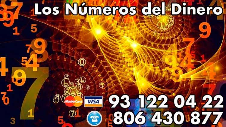 Numero de dinero- Siete, Ocho y Nueve