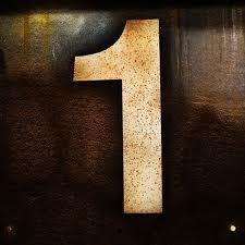 Combinación del número de destino Tres y uno 3