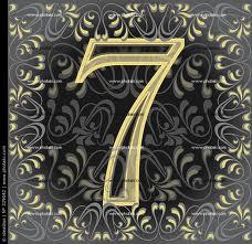 Combinación del número de destino dos y siete 3
