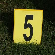 Combinación del número de destino Tres y Cinco 3