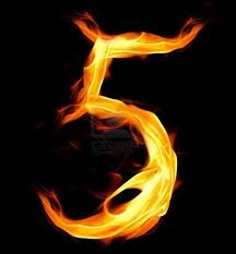 Combinación del número de destino Cuatro y Cinco 3