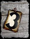 Combinación del número de destino Seis y Tres 3