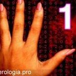 Numerología: Claves del número uno