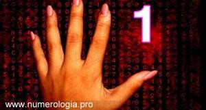 Numerología Claves del número uno