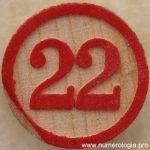 Numerología: El Número Maestro 22