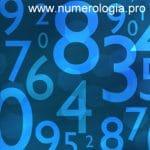 Numerología, los cinco números fundamentales