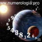 Tabla de cálculo para la Numerología