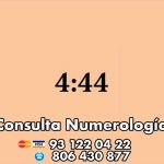 Numerología: El Número Maestro 44