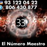 Numerología: El Número Maestro 33