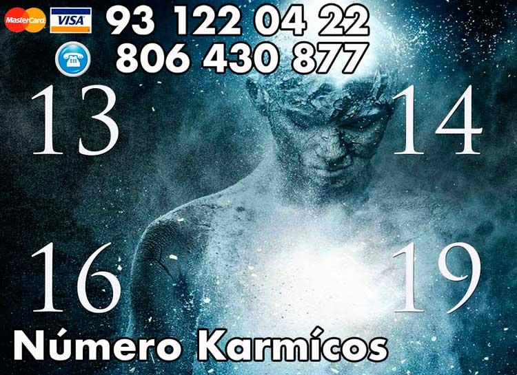 Numerologia- Significado de los Numeros Karmicos