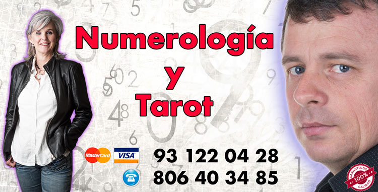Tarotistas y numerologos