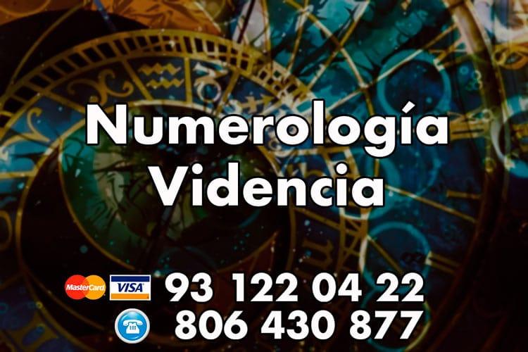videncia y numerologia