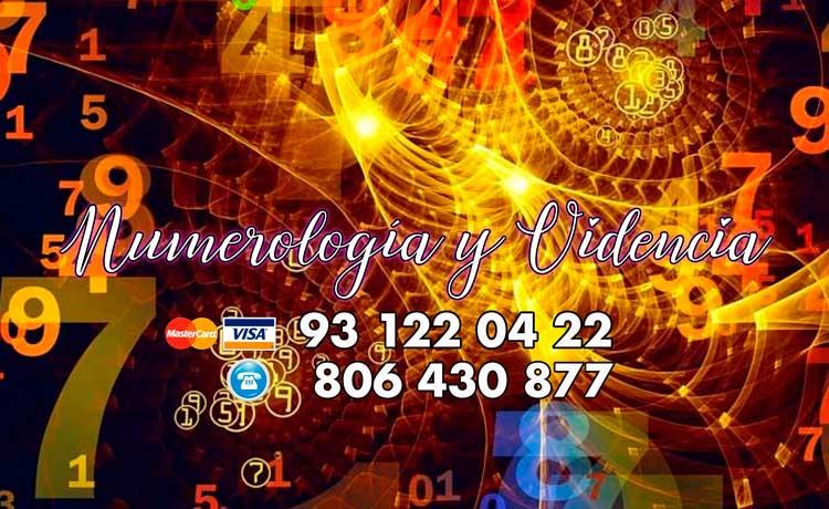 Numerología y Videncia